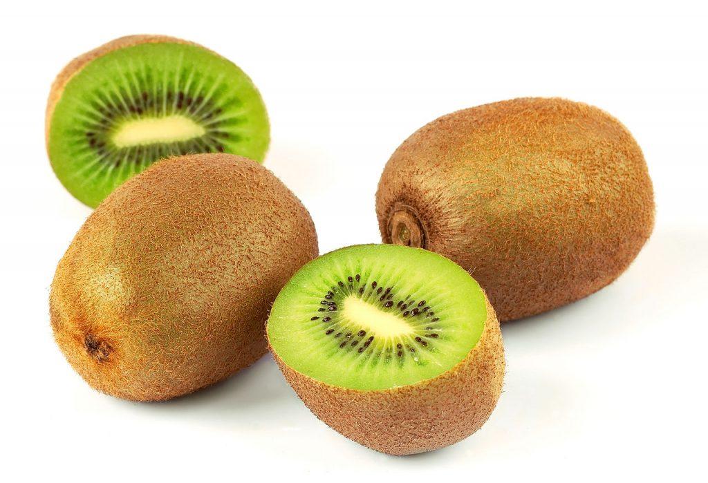 qué tipo de fruta es el kiwi