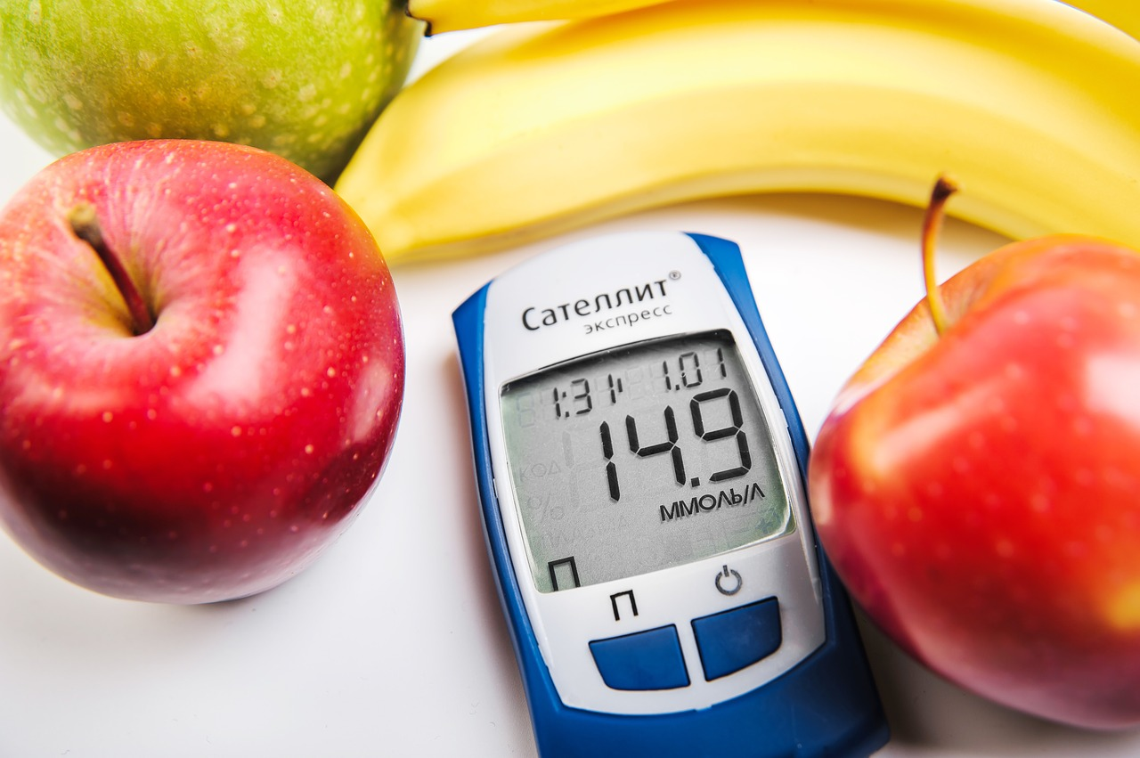 kiwi para los diabéticos