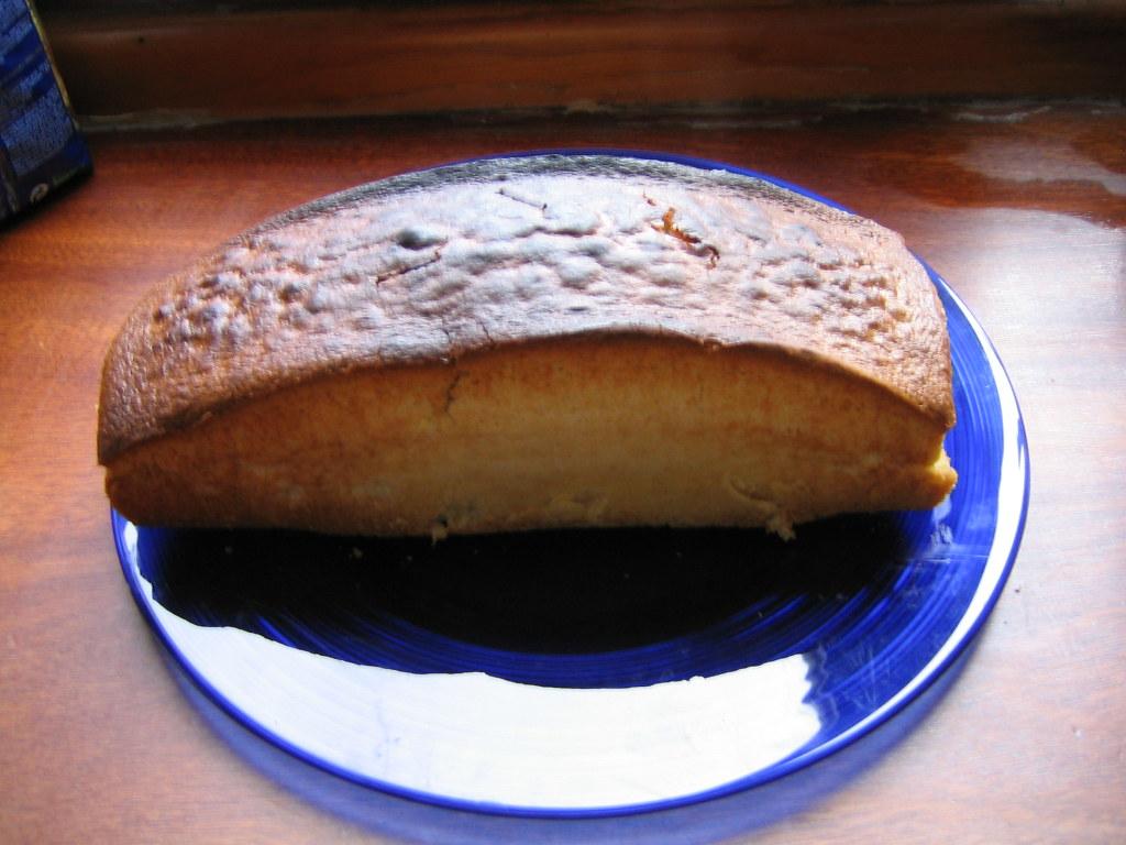 Bizcocho de Kiwi sin gluten