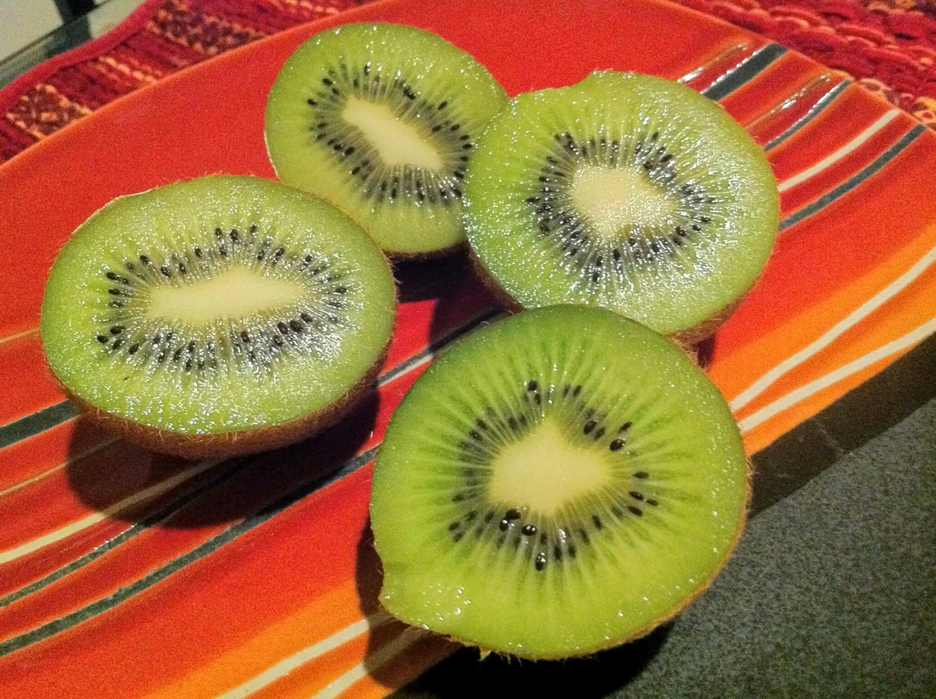 dulce de kiwi casero sin azúcar