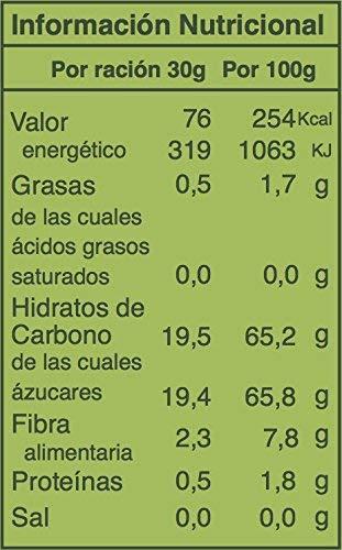 información-nutricional-kiwi-deshidratado