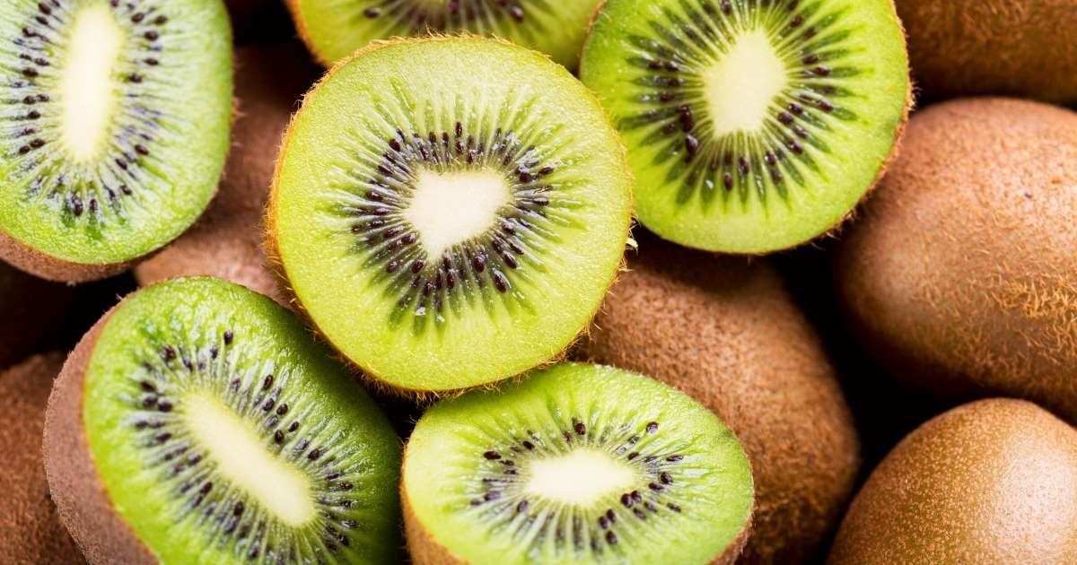 las semillas del kiwi se comen